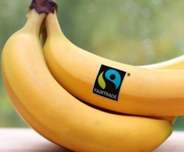 Fairtrade bananas