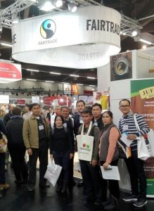 FLOCERT meeting producers at Biofach