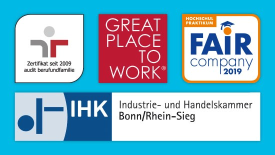 FLOCERT as employer partners with prestigious institutions for your career