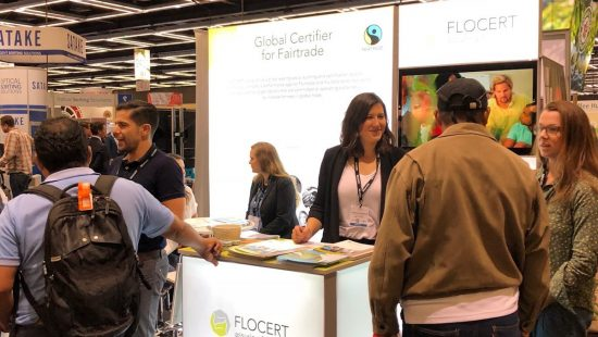 FLOCERT at Specialty Coffee Expo